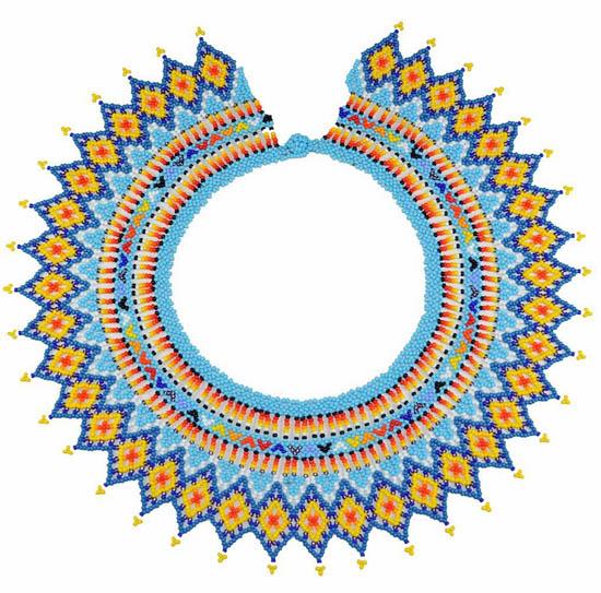 Collar Corona de Sol
