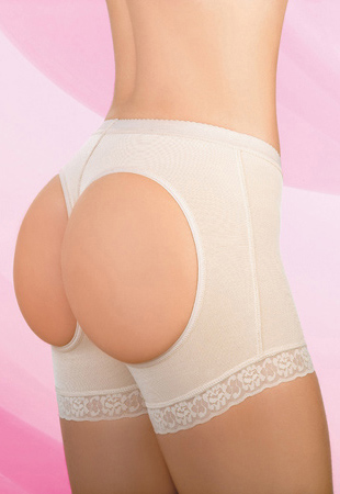 Short Leg Derriere Enhancer - Shapewear