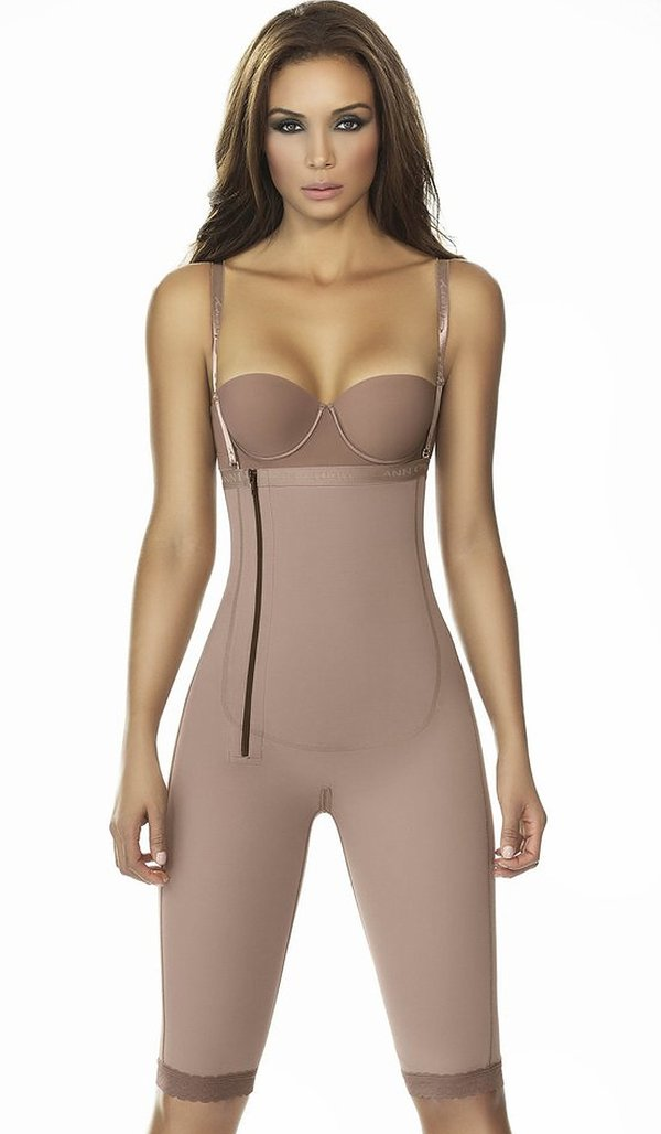 Ann Chery colombian Shapewear Comfort Line - Ann Chery Backless Girdle Luna 5141