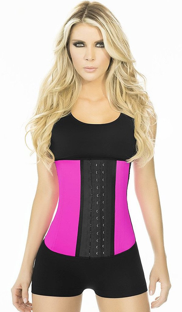 Ann Chery Latex Waist Cinchers and Trainers - 3 Hook Ann Chery Pink Sport Waist Trainer 2023