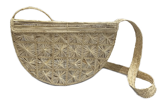 Purses and Handbags made in Iraca Palm - Iraca Palm Carriel purse