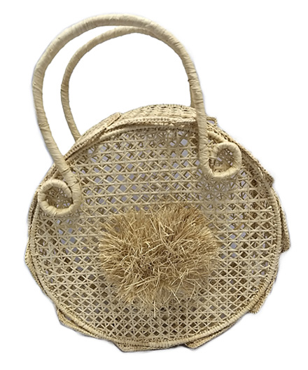 Purses and Handbags made in Iraca Palm - Iraca Palm Mill Purse