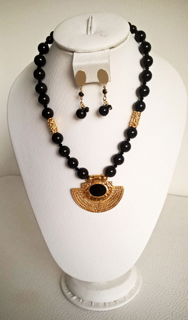 Colombian Fine Bijourie in stones - Necklace