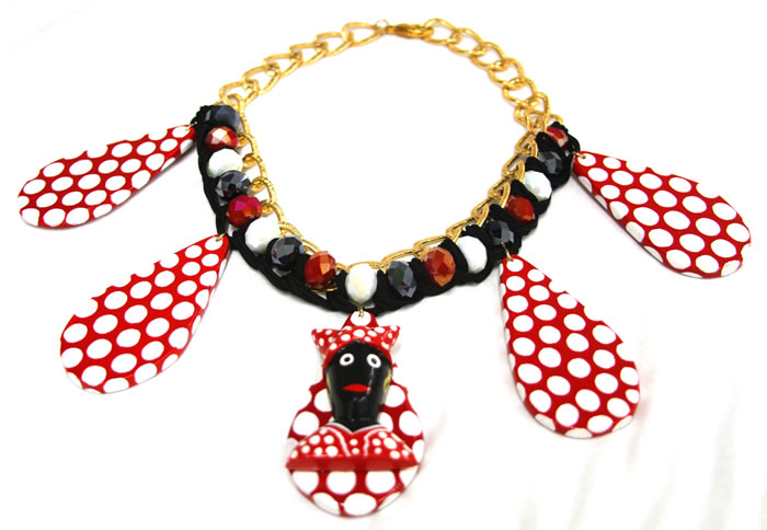Necklaces of Barranquilla Carnival - Carnival Murano Necklace
