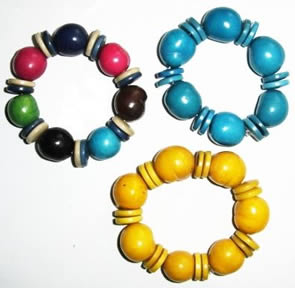 Exotic Bijouterie in Tagua and Bombona
