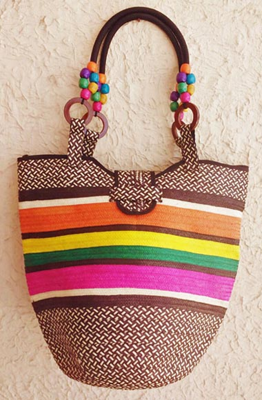 Cana Flecha handmade Purses - Caña Flecha typical handbag