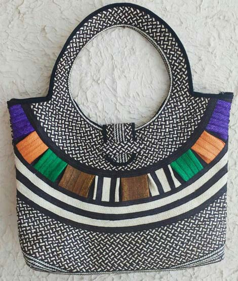 Cana Flecha handmade Purses - Color Caña Flecha typical handbag
