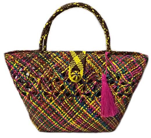 Sandoná Purses and Craftmanship made in Iraca Palm - Beach Handbag in Iraca Palm