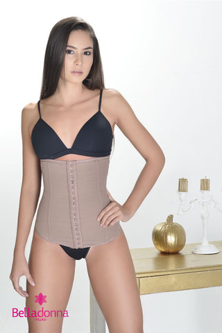 Colombian Body Shapers and Compression Garments - Control Waist Cincher extra molding