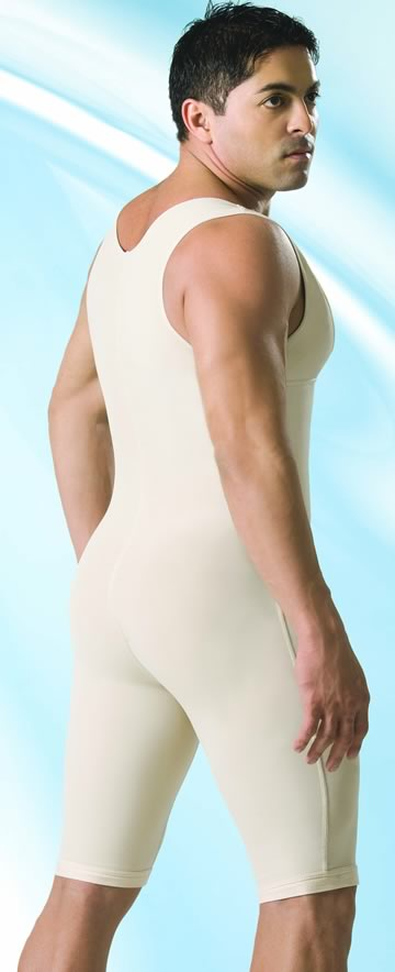 Colombian Body Shapers and Compression Garments - MEN GIRDLES - Male Body Suit