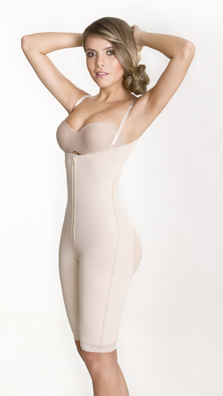 Colombian Postsurgical Body shapers and Girdles - Butt Enhancing Extra-Firm Body Shaper