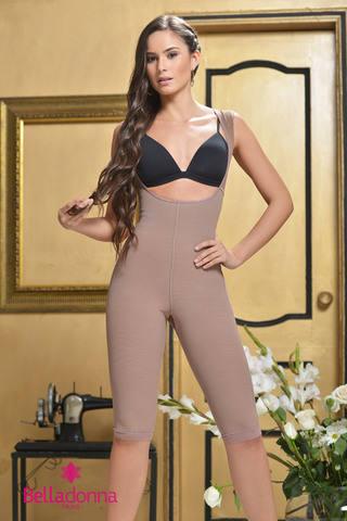 Colombian Postsurgical Body shapers and Girdles - Margarita Postsurgical Girdle Free Bust