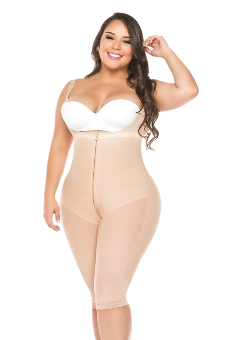 Salome Colombian Fajas Molding Shapewear - Salome Shapewear 0516 for liposculpture high back