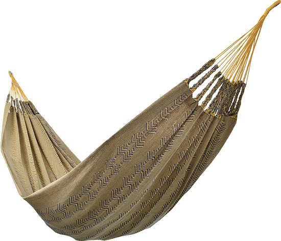 Typical Colombian Hammocks - Typical Colombian Yellow Hammock