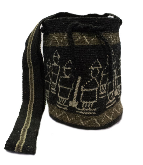 Misak People Colombian Mochilas - Misak Mochila The Family