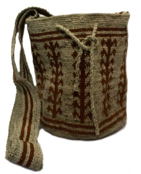 Misak People Colombian Mochilas - Misak Mochila Bag The Corn