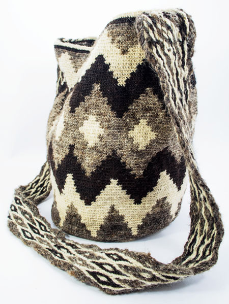 Misak People Colombian Mochilas - Nasa Mochila