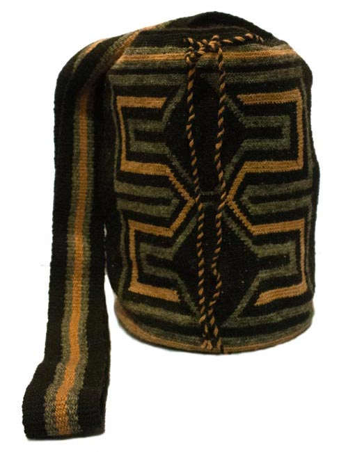 Typical Mochila Bags of the Nasa people - Nasa Mochila Ancestral thought