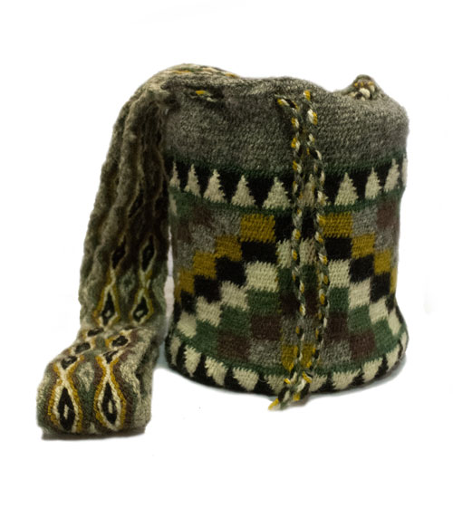 Typical Mochila Bags of the Nasa people - Nasa Mochila Bag Ancestral Paths medium