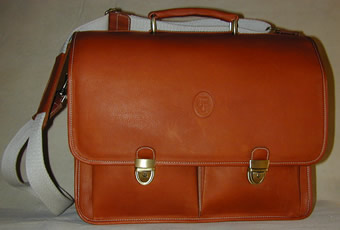 Handbags and Briefcases made with Vaqueta Leather - Executive Suitcase