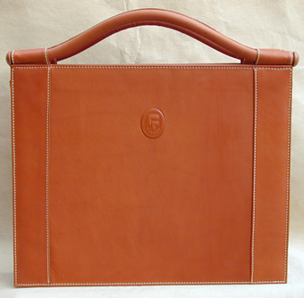Handbags and Briefcases made with Vaqueta Leather - LEATHER SUITCASE
