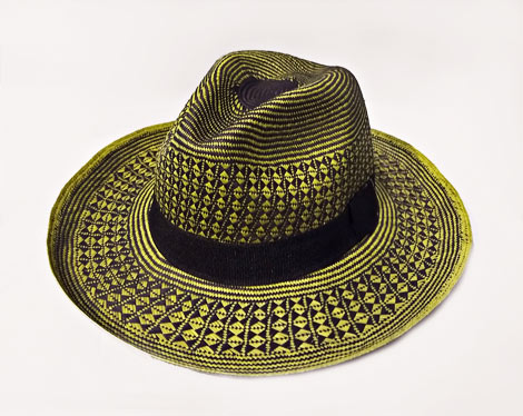 Typical Sandona Colombian Hats - Fine Sandona Snail Hat