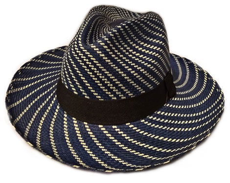 Typical Sandona Colombian Hats - Fine Sandona Chorro Hat