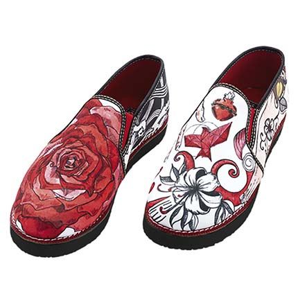Woman Casual Shoes - Women moccasin shoe Tatuaje