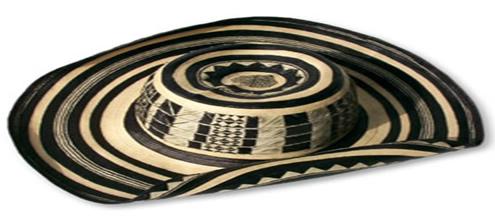 Sombrero Vueltiao 15 Quinciano