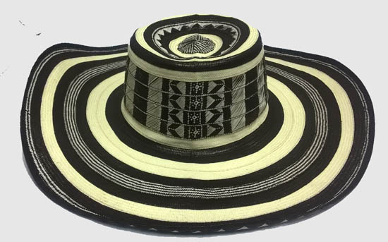 Sombrero Vueltiao 23 vueltas