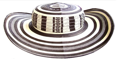 Sombrero Vueltiao 19 vueltas